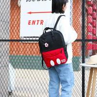 2 Color 海外 ブランド 人気 バックパック ミッキー 大容量 リュック 可愛い ディズニー 大学生 安い A4 旅行 お買い物 アウトドア