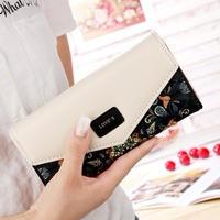 5Color 海外 ブランド 人気 長財布 レディース 花柄 可愛い シンプル 使いやすい キレイ おすすめ プレゼント 安い プチプラ コーデ 可愛い財布 フェミニン コーデ