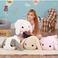 4Color 海外 ブランド 人気 ぬいぐるみ ウサギ もふもふ ビッグ 大きい 可愛い 女の子 レディース キッズ 学生 抱き枕 クッション インテリア 雑貨