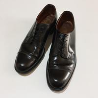 マックホール シューズ ストレートチップ ブラックThe McHale Shoe Made In Canada