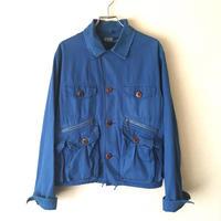 ポロ バイ ラルフローレン フィッシング ジャケット ブルー S Polo By Ralph Lauren Fishing Jacket