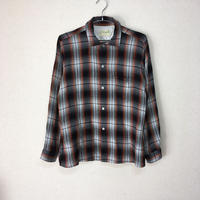 Vintage Arrow Rayon Shirt