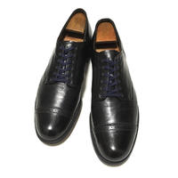 International Shoe Company RAND キャップトゥ ブラック ビンテージ シューズ