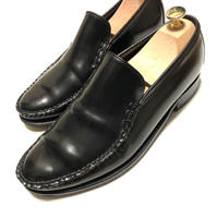 Florsheim 78000X Royal Imperial YUMA Black Shell Cordovan Vintage Loafer