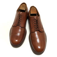 D.J.LEAVENWORTH US ARMY Brown Service Shoes
