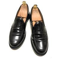 Allen Edmonds Cordovan Loafer Black