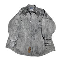 Badmind Cleaners western shirt