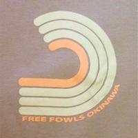 【廃盤カラーSALE】石垣島SURF Tシャツ / サンド