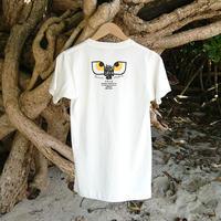 西表山猫 Night & Day Tシャツ【Day】/ホワイト
