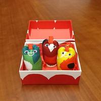 「三福猫」イリオモテヤマネコ コレクション BOX / 送料無料