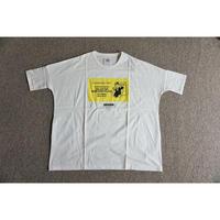 stof MONOPOLY COMMUNITY CHEST ゆるいTシャツ(WHITE)
