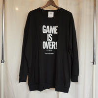 stof GAME OVER ゆるい長袖T