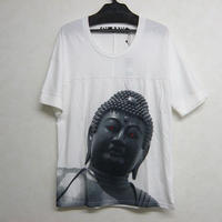 BLANK 東京大仏プリントTシャツ