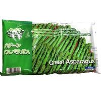 冷凍グリーンアスパラガス 400g x 2袋