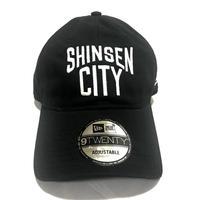 SHINSEN CITYロゴキャップ(NEWERA)