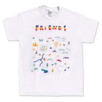 2018年定番Tシャツ(ホワイト)