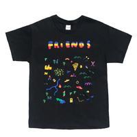 2018年定番Tシャツ(ブラック)