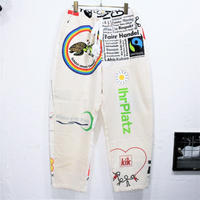 Relax Eco Pants③/フリーサイズ