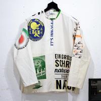 Eco pullover①/フリーサイズ