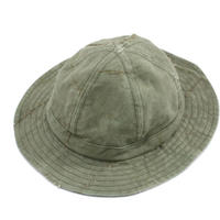 6Panel Fatigue hat / 1940's Tent①