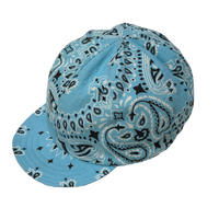 Bandana Cycling Cap / ブルー / フリーサイズ