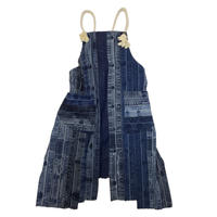 Denim Koshiobi Apron②