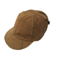 MilitaryTent ShortBrim Cap④
