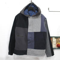 Patch Work Coat②