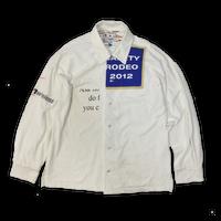 Print Tshirts - Shirts Long①/フリーサイズ