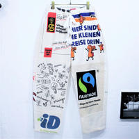 Relax Eco Pants②/フリーサイズ