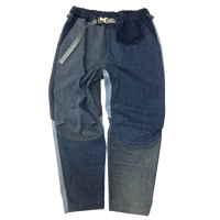 Tuck Denim Pants④/フリーサイズ
