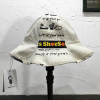 Eco-Tulip hat⑤/フリーサイズ