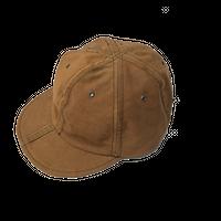 MilitaryTent ShortBrim Cap①