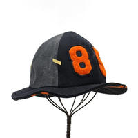 6Panel Mountain hat / StajiumJumper①