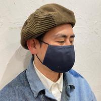 呼吸が楽な超立体マスク‐グレーネイビー‐M/L