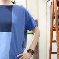 Patchwork Tee-Shirts ⑦/サイズフリー