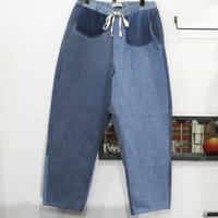 Relax Denim Pants①