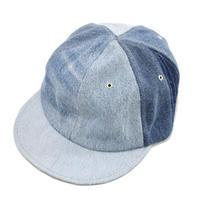Short brim cap /Denim②