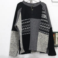 Pw HenlyNeck Sweater L②