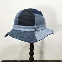 Denim Fatigue Hat②/フリーサイズ/ブルー