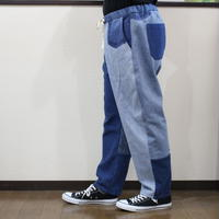 Relax Denim Pants① / サイズフリー