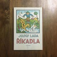 「RIKADLA」JOSEF LADA(ヨゼフ・ラダ)