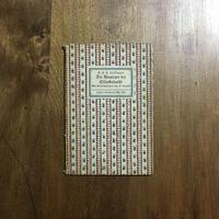 「Die Abenteuer der Silvesternacht(「大晦日の夜の冒険」インゼル文庫 No.276)」E.T.A.Hoffmann