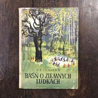 「BASN O ZIEMNYCH LUDKACH」J. Ejsmond Teresa Tyszkiewiczowa