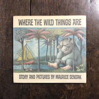 「WHERE THE WILD THINGS ARE」Maurice Sendak(モーリス・センダック)