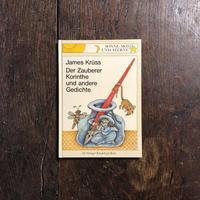 「Der Zauberer Korinthe und andere Gedichte」James Kruss Rolf Rettich