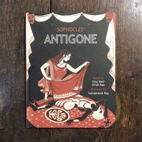 「ANTIGONE(シルクスクリーン刷)」Sophocles Gita Wolf Sirish Rao Indrapramit Roy