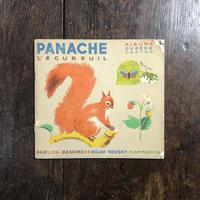 「PANACHE L'ECUREUIL(1946年版リトグラフ刷)」Feodor Rojankovsky(フェードル・ロジャンコフスキー)