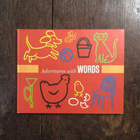 「Adventures with WORDS」Adelaide Holl J.P. Miller
