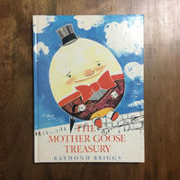 「THE MOTHER GOOSE TREASURY」RAYMOND BRIGGS(レイモンド・ブリッグズ)